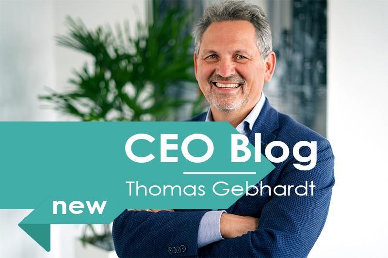 Thomas Gebhardt Vorstand/CEO der SPECTRUM Gruppe