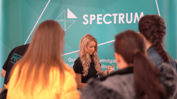 Karrieremessen Herbst/Winter 2019 SPECTRUM AG