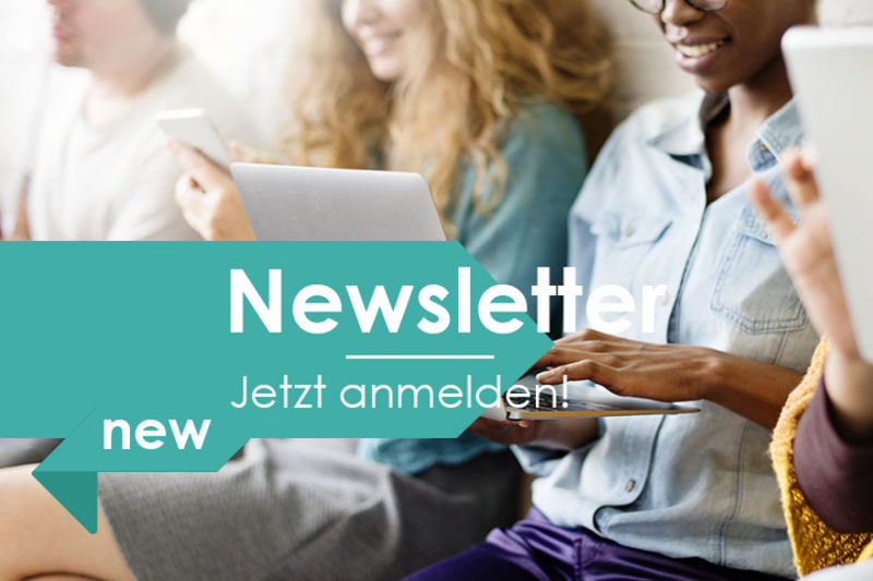 Neue Newsletter Anmeldung der SPECTRUM AG