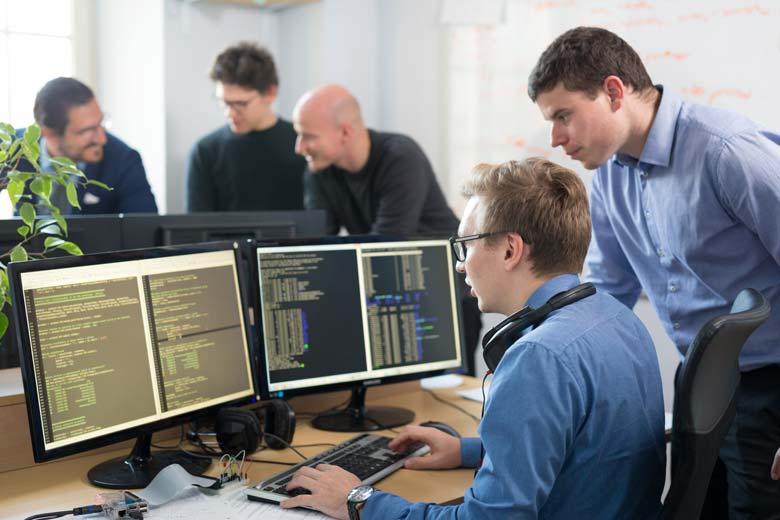 Programmierer entwickeln gemeinsam Collapse OS.