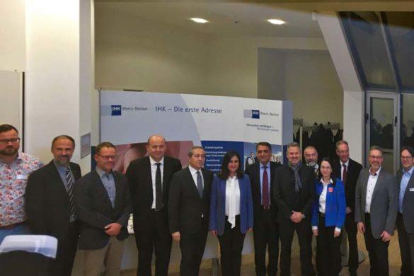 Teilnehmer Deutsch-Türkische Wirtschaftsbegegnungen