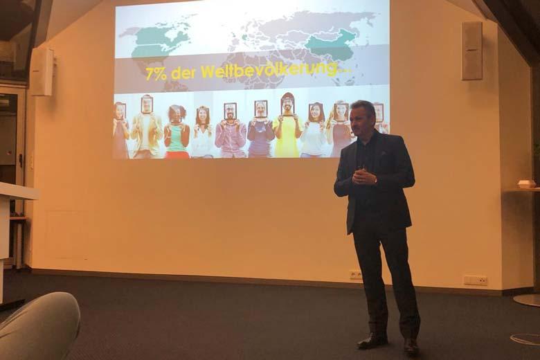 Thomas Gebhardt als Speaker bei den Deutsch-Türkischen Wirtschaftsbegegnungen