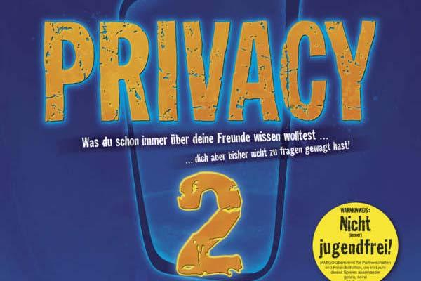 Logo Gesellschaftsspiel Privacy 2