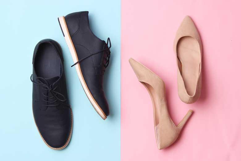 1. Vorstellungsgespräch! Welche Schuhe?! (Arbeit, Klamotten)