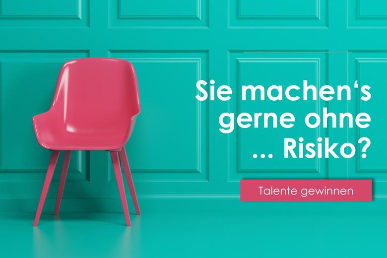 Sidebarbild B2B Kampagne Stuhl Pink