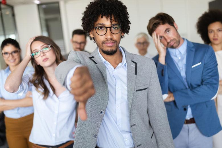 Unzufriedene Mitarbeiter haben gerade einen Betriebsrat gegründet